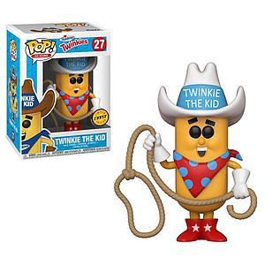 Pop! Ad Icons Bob's Hostess Twinkies Vinyl Figure Twinkie the Kid #27 (Chase)