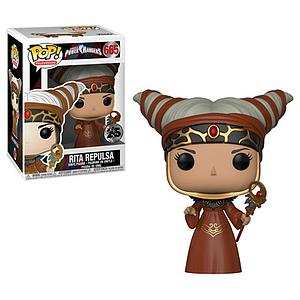 Pop! Television Power Rangers Vinyl Rita Figure Repulsa #665