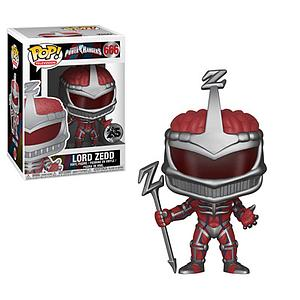Pop! Television Power Rangers Vinyl Figure Lord Zedd #666