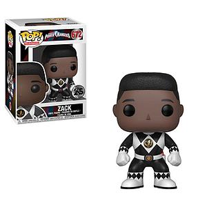 Pop! Television Power Rangers Vinyl Figure Zach #672