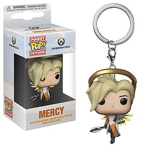 Pop! Pocket Keychain Overwatch Vinyl Figure Mercy