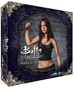 Buffy the Vampire Slayer: The Board Game - Friends & Frenemies