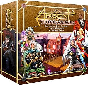 Argent: The Consortium (Second Edition) (Substandard Packaging)
