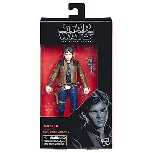 "Star Wars The Black Series 6"" Action Figure Han Solo"
