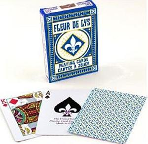 Playing Cards: Fleur De Lys