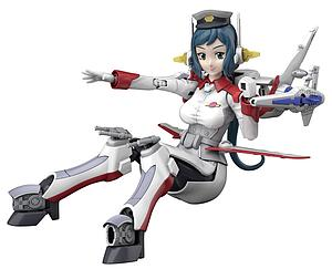 Gundam High Grade Build Fighters 1/144 Scale Model Kit: #067 Mrs. Loreng-Rinko