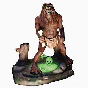 Bigfoot (Glows in the Dark) (AMT692)