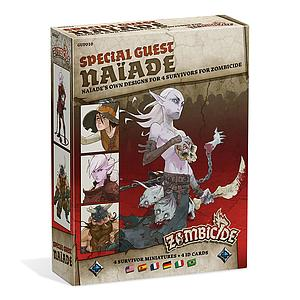 Zombicide: Special Guest Box: Naiade
