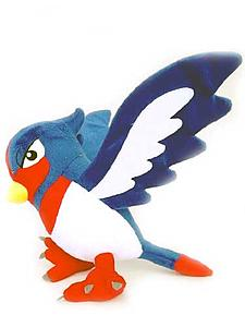 "Pokemon Plush Swellow (12"")"