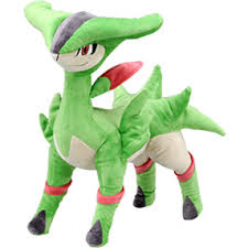 "Plush Toy Pokemon 12"" Virizion"