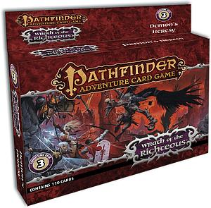 Pathfinder Adventure Card Game: Wrath of the Righteous - Deck #3 Demon's Heresy