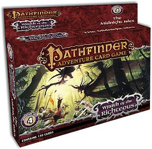 Pathfinder Adventure Card Game: Wrath of the Righteous - Deck #4 The Midnight Isles