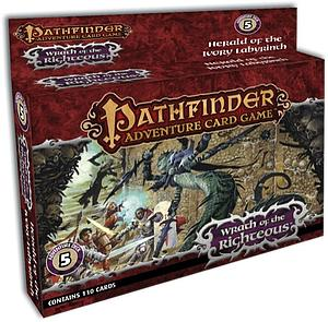 Pathfinder Adventure Card Game: Wrath of the Righteous - Deck #5 Herald of the Ivory Labyrinth