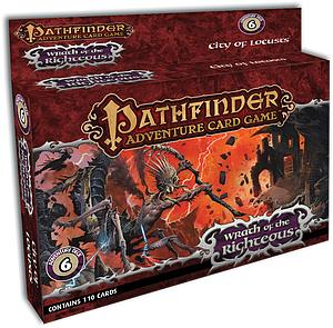 Pathfinder Adventure Card Game: Wrath of the Righteous - Deck #6 City of Locusts