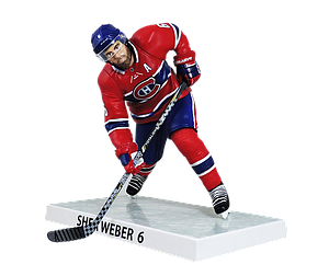 NHL Shea Weber (Montreal Canadiens) 2018-2019