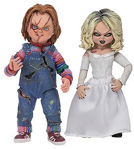Ultimate Chucky & Tiffany (2-Pack)