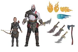 Kratos & Atreus (2-Pack)