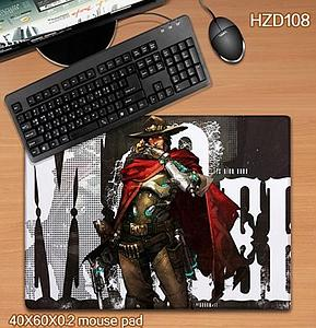 "Overwatch Mega MousePad McCree (24x16"")"
