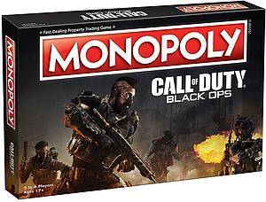 Monopoly: Call of Duty Black Ops