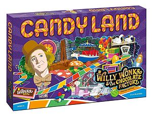 Candy Land: Willy Wonka & The Chocolate Factory