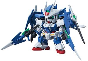 Gundam SD Gundam Cross Silhouette Model Kit: #06 Gundam 00 Diver Ace