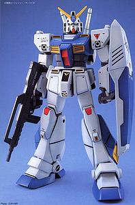 Gundam Master Grade 1/100 Scale Model Kit: Gundam RX-78 NT-1