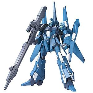 Gundam Master Grade 1/100 Scale Model Kit: RGZ-95C ReZEL (Commander Type)