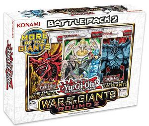 Yugioh Trading Card Game Battle Pack 2: War of the Giants Round 2