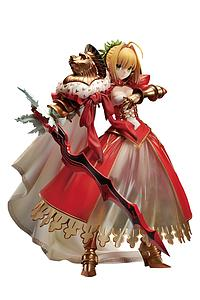 Saber/Nero Claudius 3rd Ascension