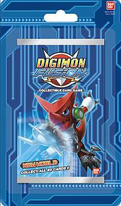 Digimon Fusion New World Booster Pack