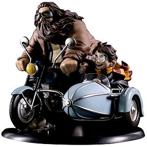 Harry Potter Q-Fig Max Diorama - Harry Potter & Hagrid (Limited Edition)