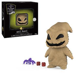 5 Star Disney The Nightmare Before Christmas Vimyl Figure Oogie Boogie