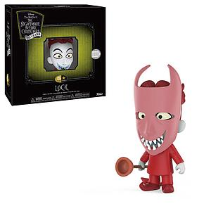 5 Star Disney The Nightmare Before Christmas Vinyl Figure Lock
