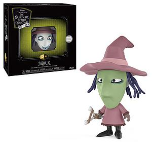 5 Star Disney The Nightmare Before Christmas Vinyl Figure Shock