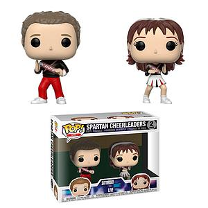 Pop! Television Saturday Night Live Vinyl Figure 2-Pack Spartan Cheerleaders