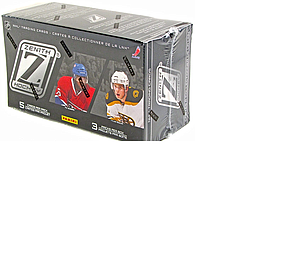 2010-11 Panini Zenith Hockey Hobby 3-Pack Box w/Memorabilia card!