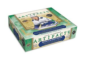 Upper Deck NHL 2018-19 Artifacts Hockey Hobby Box