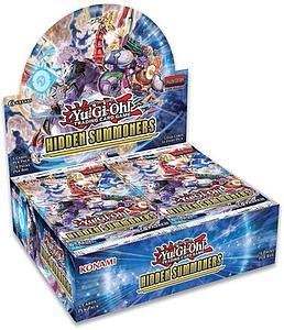 YuGiOh Trading Card Game Pack: Hidden Summoners Booster Box