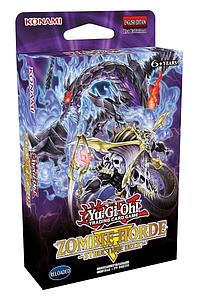 YuGiOh Trading Card Game Structure Deck: Zombie Horde