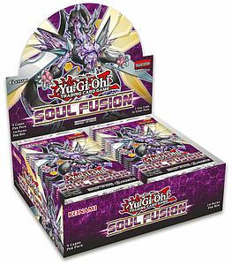 YuGiOh Trading Card Game: Soul Fusion Booster Box