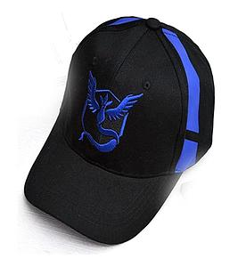 Pokemon GO! Cosplay Hat / Cap Team Mystic (Blue)
