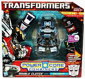 Transformers Power Core Combiners Class: Clutch (Opened Package)