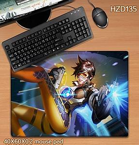 "Overwatch Mega MousePad Tracer (24x16"")"