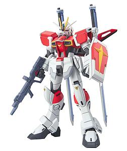 Gundam High Grade Gundam Seed 1/144 Scale Model Kit: #21 Sword Impulse Gundam
