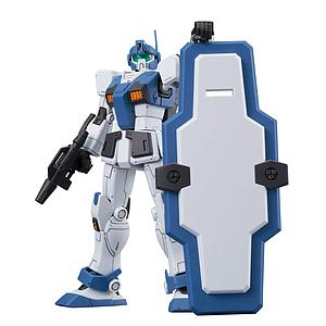 Gundam High Grade Gundam The Origin 1/144 Scale Model Kit: #022 RGM-79HC GM Guard Custom