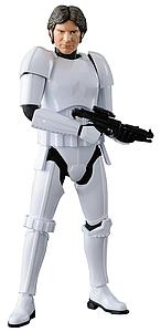 Star Wars 1/12 Scale Model Kit: Han Solo Stormtrooper Ver.