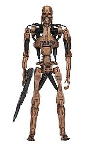 Terminator 2 Kenner Tribute - Metal Mash Endoskeleton