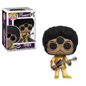 Pop! Rocks Prince Vinyl Figure Prince (3rd Eye Girl) #81