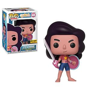 Pop! Animation Steven Universe Vinyl Figure Stevonnie #408 Hot Topic Exclusive