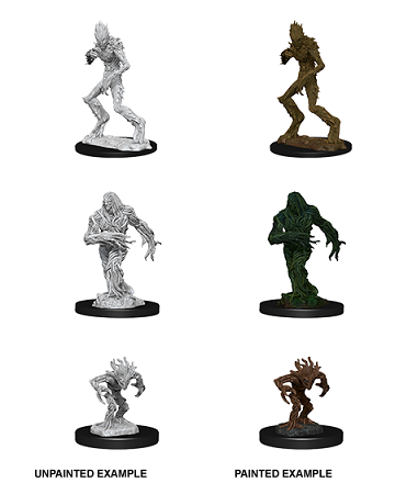 Dungeons & Dragons Nolzur's Marvelous Unpainted Miniatures: Blights